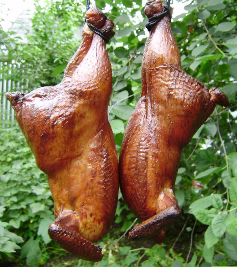 Копченая утка в домашних условиях: просто, быстро и очень вкусно